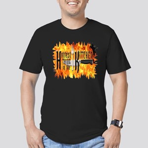 Hottest Thing in the Kitchen Men's Fitted T-Shirt