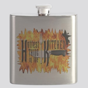 Hottest Thing in the Kitchen Flask