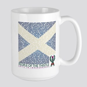 Clan Names Large Mug