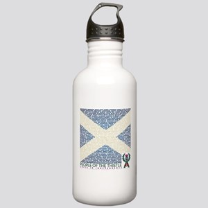 Clan Names Stainless Water Bottle 1.0L