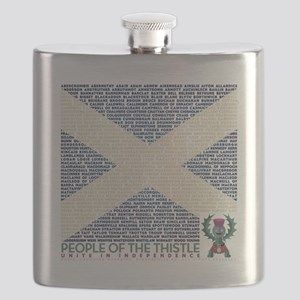 Clan Names Flask