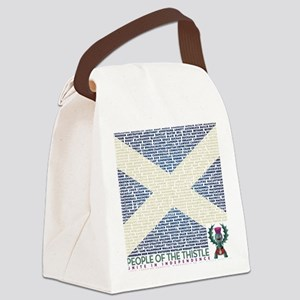 Clan Names Canvas Lunch Bag