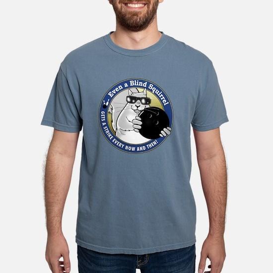 2-bowlingsquirrel.png Mens Comfort Colors Shirt