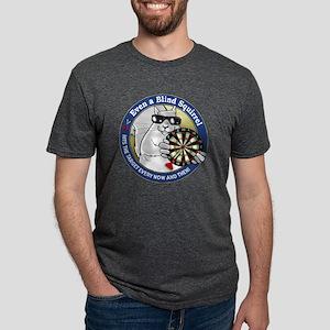 dartsquirrel Mens Tri-blend T-Shirt