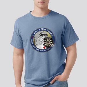 dartsquirrel Mens Comfort Colors Shirt