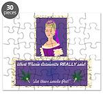 Marie Antoinette Puzzle