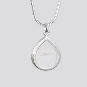 Dakota Spark Silver Teardrop Necklace