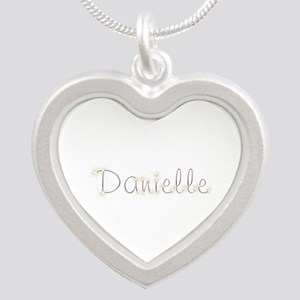 Danielle Spark Silver Heart Necklace