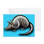 Dillo Card Greeting Cards