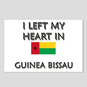 I Left My Heart In Guinea Bissau Postcards (Packag