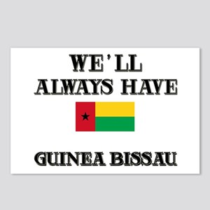 We Will Always Have Guinea Bissau Postcards (Packa