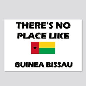 There Is No Place Like Guinea Bissau Postcards (Pa
