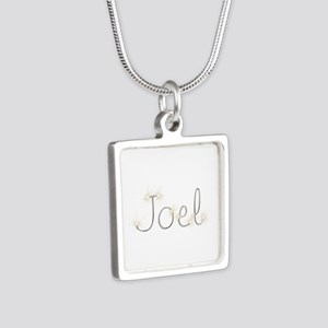 Joel Spark Silver Square Necklace