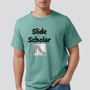 Slide Scholar Mens Comfort Colors Shirt
