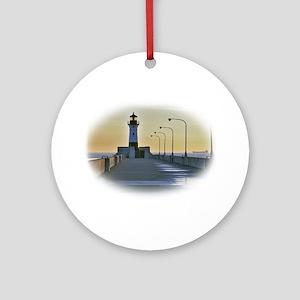 northpierlight Ornament (Round)