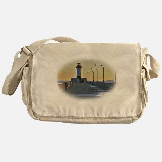 northpierlight.png Messenger Bag