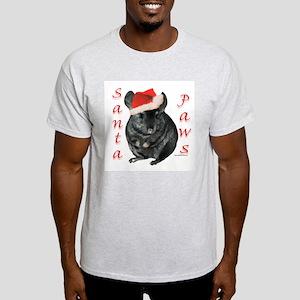 Chin Santa (black tov) Ash Grey T-Shirt