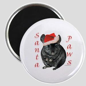Chin Santa (black tov) Magnet