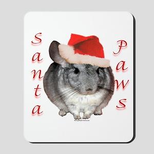 Chin Santa (standard) Mousepad