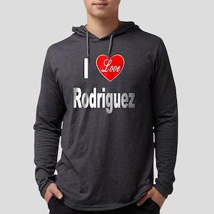 ILoveRodriguez10x10Trans Mens Hooded Shirt
