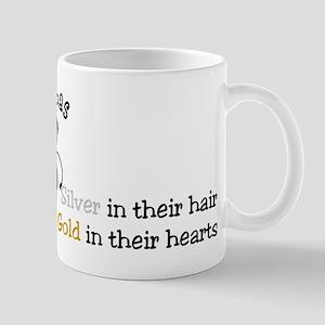 Silver Hair Mug