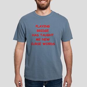i love bridge Mens Comfort Colors Shirt