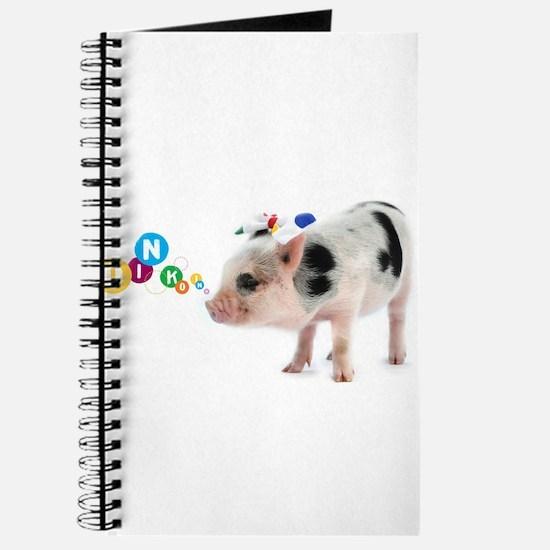 Unique Pig Journal