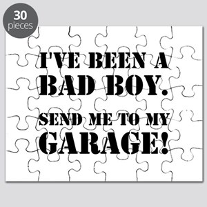Bad Boy Garage Puzzle