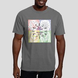IsItRidingSeason2 Mens Comfort Colors Shirt