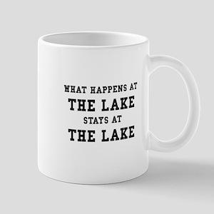 Happens At Lake Mug