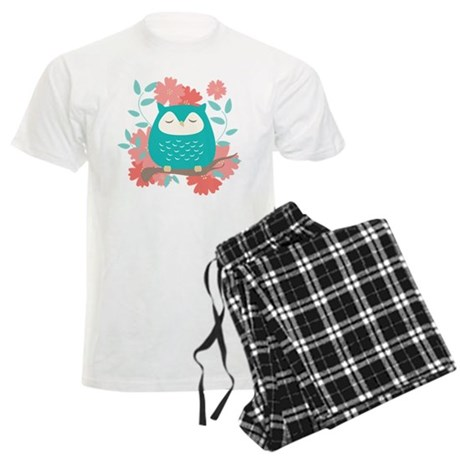 Sweet Owl Men's Light Pajamas