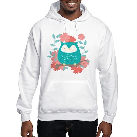 Sweet Owl Hooded Sweatshirt