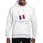 France - World Leaders in Sur Hooded Sweatshirt