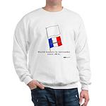 France - World Leaders in Sur Sweatshirt