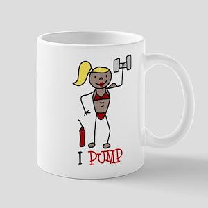I Pump Mug