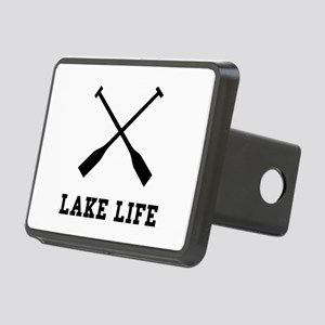 Lake Life Rectangular Hitch Cover