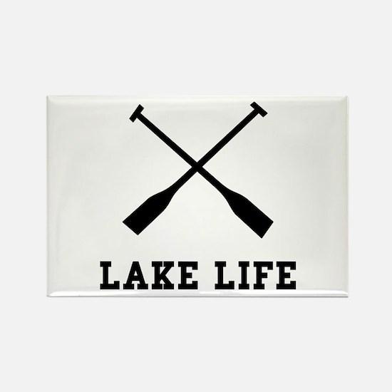 Lake Life Rectangle Magnet (10 pack)