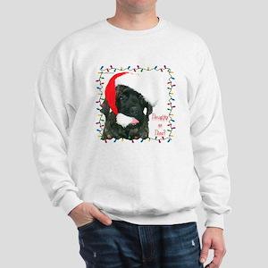 Mastiff Naughty/Nice Sweatshirt