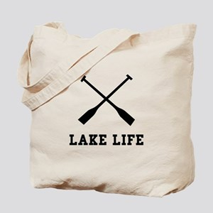 Lake Life Tote Bag