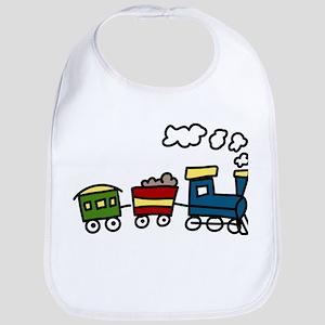 Choo-Choo Train Bib