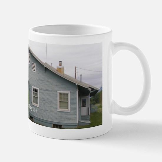 Palmer Railroad Depot Mug
