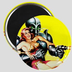 Alien Abduction Magnet