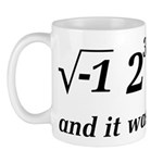 I Ate Some Delicious Pi Math Joke Mug