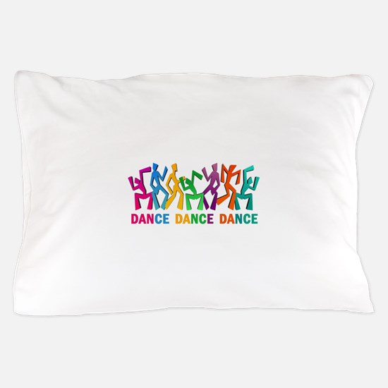 Dance Dance Dance Pillow Case