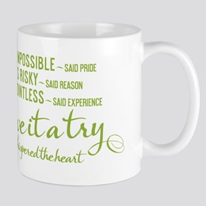 It's Impossible - Mug