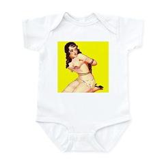 Bound Infant Bodysuit