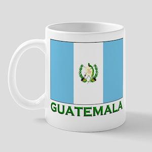 Guatemala Flag Stuff Mug
