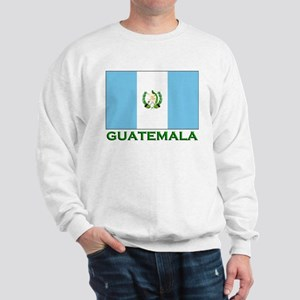 Guatemala Flag Stuff Sweatshirt