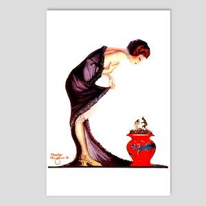 Brief Stories 1922 Postcards (Package of 8)