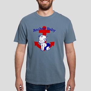 Anchor Baby Mens Comfort Colors Shirt